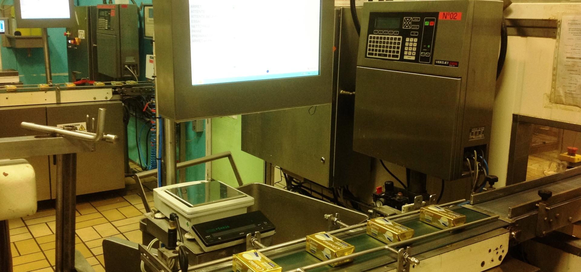 LACTALIS – Non-production time management