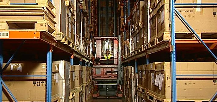 ELOCA – Production & Logistique