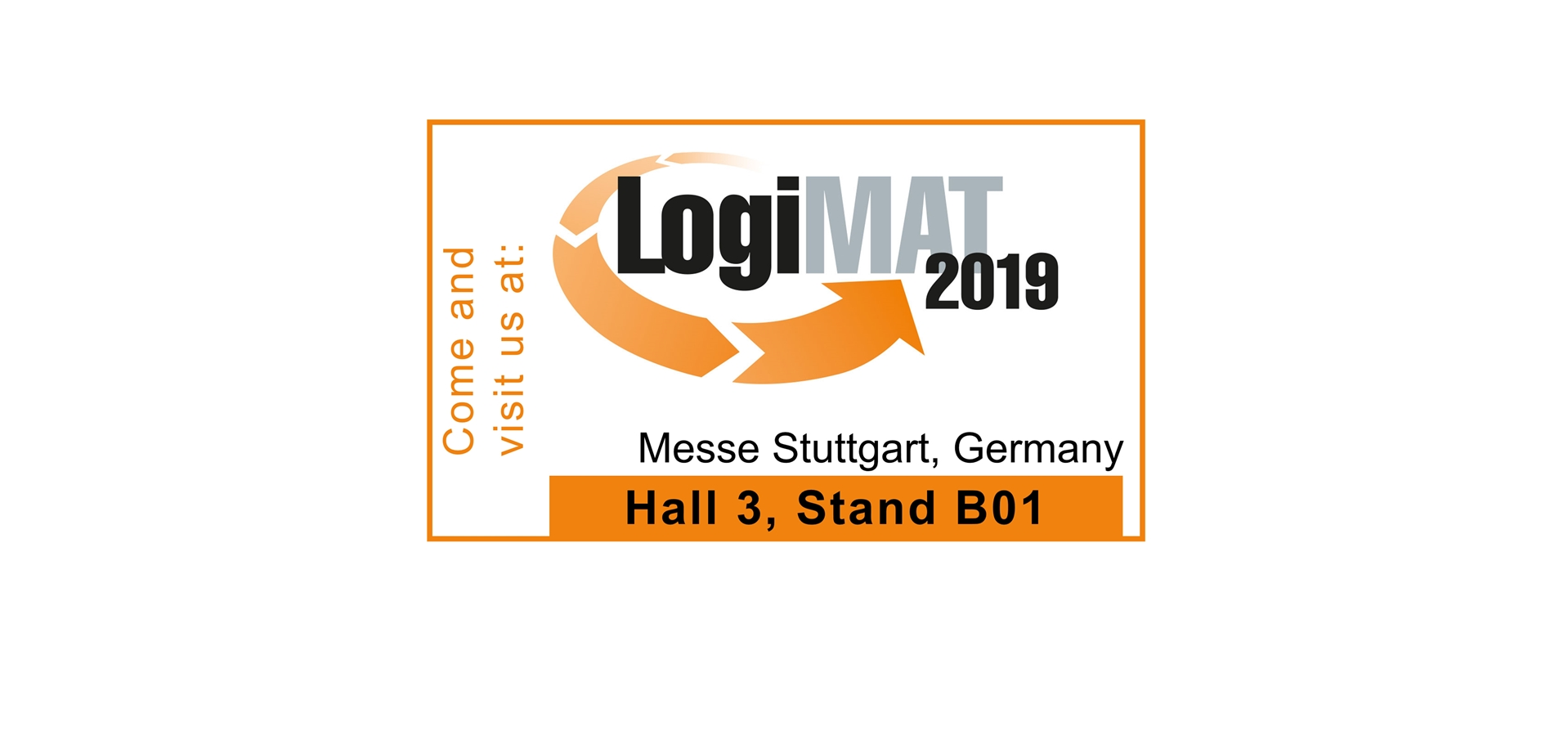 Salon LogiMAT Stuttgart